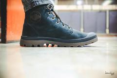 Palladium  - Kicks of the Day (Daniel Y. Go) Tags: fuji boots philippines footwear kicks palladium kotd x100t fujix100t