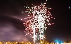 Fiesta nacional de la Manzana 2016 (Cuarenta y siete y seguimos en marcha...) Tags: longexposure fireworks nocturnas fuegosartificiales largaexposicin lightpaint fnm2016