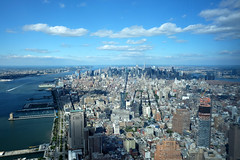 uptown (mikefranklin) Tags: newyorkcity usa newyork fuji september fujinon 2015 freedomtower a:a=camera a:a=countries a:a=years xf18mmf2