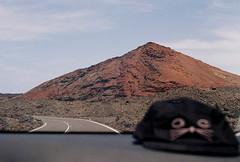 (Brbara Lanzat) Tags: summer film analog 35mm volcano kodak grain lanzarote ishootfilm canona1 ontheroad canaryislands filmisnotdead brbaralanzat