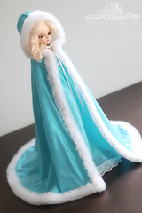 . commission . (kalcia) Tags: frozen bjd fairyland elsa abjd regency miyu mnf minifee bjdclothing