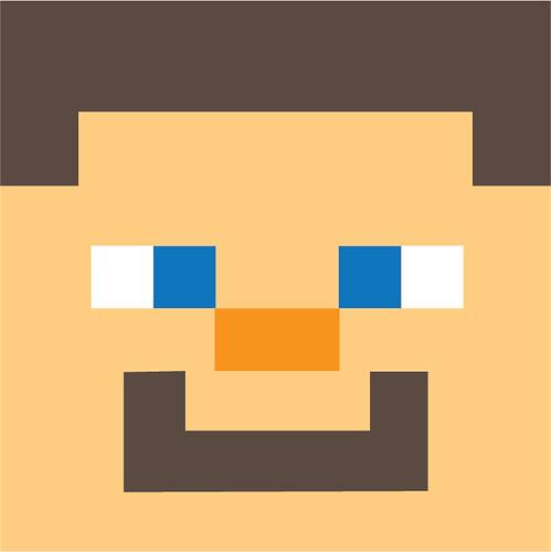 Minecraft Steve | The Craft Chop