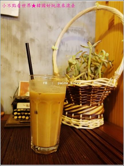 弘大 Jass Cafe 紅薯 約會咖啡 (23).JPG