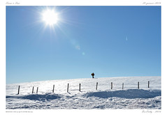 Neige et soleil (BerColly) Tags: sun snow france soleil google flickr neige auvergne sancy puydedome bercolly