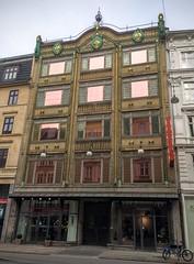 CPH - Lvenborg and Savoy Hotel (1906) (annindk) Tags: artnouveau hotels lifts metropolzonen