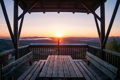 Sonnenaufgang (pk210) Tags: sonnenaufgang aussichtsplattform