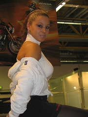 motorshow promoter (themax2) Tags: 2004 girl model expo bologna hostess motorshow motorshow2004 promoter