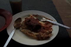 Roti Canai, Penang (t0mmagli0) Tags: food curry malaysia penang mutton kambing roti roticanai muttoncurry