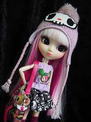 Let's go out (sh0pi) Tags: fashion doll january rosa luna pullip 16 januar puppe 2014 tokidoki p121 lunarosa jnner