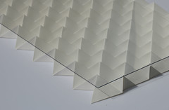 Faltung Steinpapier, Tessellation (Kristina Wiling) Tags: origami tessellation rockpaper faltung wissling steinpapier tubefolding