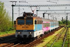 V43.3333 (Tams Tokai) Tags: train eisenbahn railway zug loco locomotive bahn railways lokomotive lok vonat vast