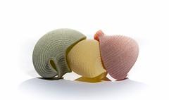 Pasta Pose (ihateliver) Tags: red shells white green yellow pasta flickrchallengegroup flickrchallengewinner
