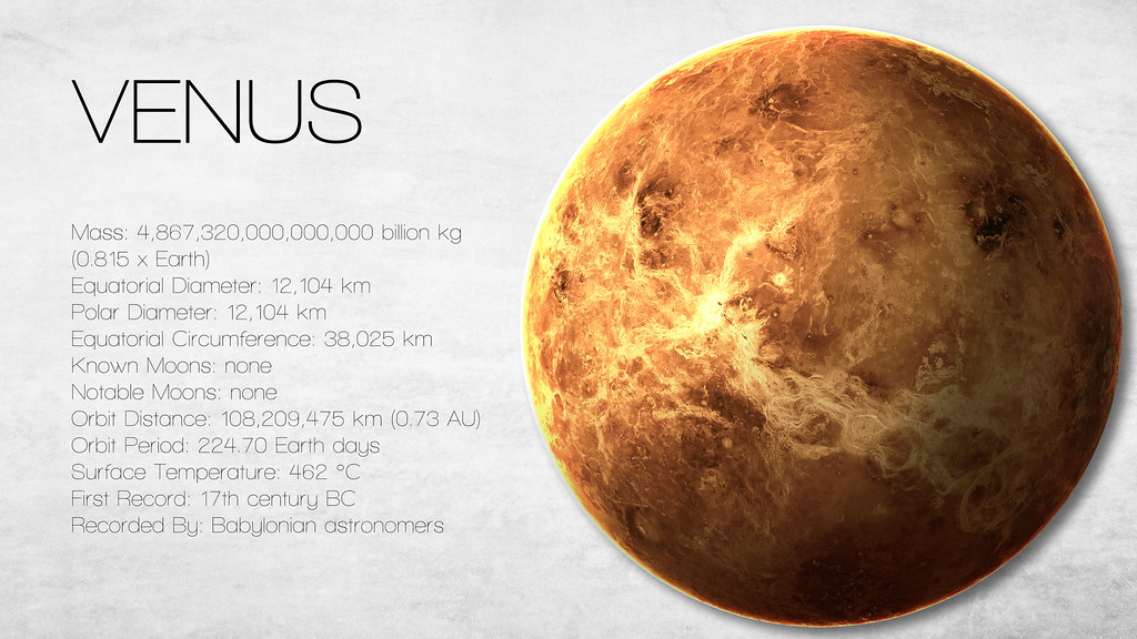 venus solar system exploration - photo #11