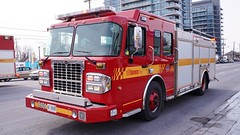 Toronto Fire Services Rescue 434 (Canadian Emergency Buff) Tags: rescue toronto ontario canada crimson fire lights led emergency firedept firedepartment services spartan tfd pumper 434 dependable tfs torontofireservices torontofire metrostar torontofiredepartment torontofiredept r434