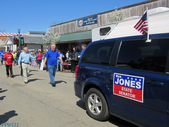 Senator Rick Jones (PPWIII) Tags: county festival jones maple senator michigan rick syrup gop senate easton vermontville