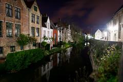 inBruges (Francesco Cavaleri) Tags: longexposure night nikon long exposure nightscape belgium bruges tamron belgio d610 2470 brusselles