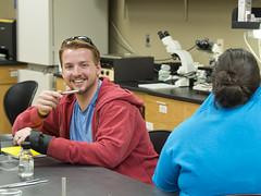 DAVE8561 (David J. Thomas) Tags: water lab arkansas biology microbiology batesville lyoncollege