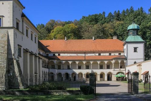 Mały Wawel / Little Wawel, Poland