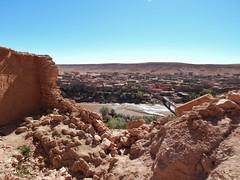 Site of Ait Ben Haddo (rouxlignes) Tags: ben morocco marrakech ait marrocos haddo