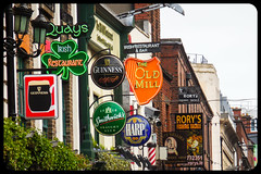 Banners (franz75) Tags: ireland dublin beer nikon banner guinness banners birra insegna dublino irlanda insegne s6600