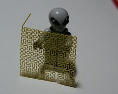 fractal 3D print (smartlego) Tags: print 3d lego alien fractal