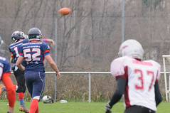 20160403_Avalanches Annecy Vs Falcons Bron (22 sur 51) (calace74) Tags: france annecy sport foot division falcons bron amricain avalanches rgional