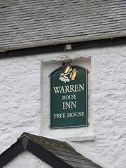Pubsign Warren House Inn, Postbridge Moretonhampstead Rd, Dartmoor Devon IMG_6140 (rowchester) Tags: house sign pub inn devon warren dartmoor