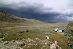 Camp with thunderstorm (Pterodactylus69) Tags: landscape russia siberia landschaft russland altai sibirien southsiberia sdsibirien
