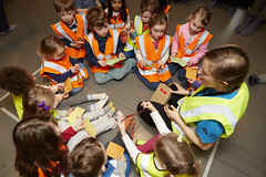 LTM Family Activities: 25 March  10 April (London Transport Museum) Tags: family london museum underground children transport activities