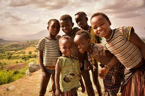 Konso Kids, Ethiopia
