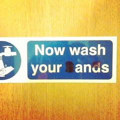 always #wash #anus #funny #sign #funnysign... (nathanrobinson2) Tags: sign graffiti funny lol joke toilet humour clean wash poop always haha poo anus funnysign instagram uploaded:by=flickstagram instagram:photo=720252553687990311184137303