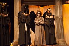 Coro e Erinias (DivesGallaecia) Tags: teatro tragedy esquilo tragedia aeschylus eumenides eumnides traxedia seecgalicia erinias