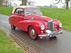 434 Sunbeam Talbot 90 Mk.II DHC (1951) (robertknight16) Tags: 1950s british sunbeam weston rallying rootes sunbeamtalbot wfh899