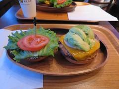IMG_3528 (NIKKI BRITTAIN) Tags: city travel food anime color art japan fun photography japanese hawaii tokyo couple burger shibuya wanderlust explore danish odaiba rtw foodie roundtheworld
