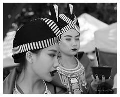 Matching Rice Bowl DSC_9665 (P Shooter) Tags: people blackandwhite monochrome photo nikon candid border asianfood candidcamera hmong asiangirl streetcandid fresnocalifornia fresnocitycollege hmonggirls prettyasiangirls candidcapture nikond7100 prettyhmomg