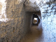 Espagne - Aragon - Albarracin (alainmuller) Tags: aragon espagne aqueduc albarracin