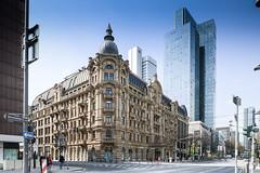 Commerzbank Frankfurt (schulzthomas874) Tags: am frankfurt main db bahn commerzbank deutsche