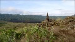 le cairn du Mont Batur  - 15 (Franois le jardinier de Marandon) Tags: bali cairn landart batur rockbalance indonsie franoisarnal