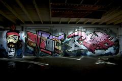 Schaumburg: Droe-Ster  Night-Pieces BXLV - 1164x (Jupiter-JPTR) Tags: germany graffiti bonn interior interieur character exhibition exposition schaumburg nightshots mhc insides ausstellung ster nightvisions rws jptr droe nightpieces xpositionxhibition serialsensembles bnarea xposchaumburg