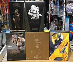 Recent Arrivals  More Hot Toys and Sideshow Figures  23 Apr 2016 (My Toy Museum) Tags: man hot toys star iron tie batman wars arrival shotgun recent sideshow pers legion arrivals flametrooper