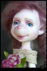 IGLI_Lila (ViKisART) Tags: dolls handmade ooak bjd artdoll puppen dollmaking кукла polyamide unikat künstlerpuppe шарнирнаякукла авторскаякукла