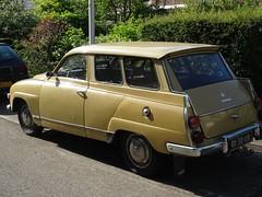 1972 Saab 95 (harry_nl) Tags: netherlands wagon utrecht nederland 95 saab 2014 sidecode2 0130ur