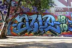ABLE (STILSAYN) Tags: california graffiti oakland bay east area able 2016