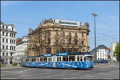 2006/3037 - Mnchen-Karlsplatz/Stachus (Ligne 4) Tags: de is linie blues 28 lenbachplatz ois mvg pwagen ottostrase