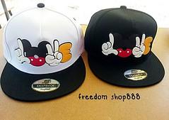 #หมวก 159.-  2 ใบ 300 บาท #มิกกี้เมาส์ ส่ง ลทบ.30 ems.50