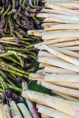 20160419 Provence, France 02461 (R H Kamen) Tags: white france green vegetables asparagus cassis abundance freshness foodmarket bouchesdurhne provencealpescotedazur provencealpesctedazur rhkamen