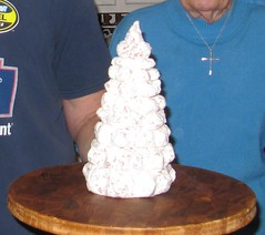 2009 - The Christmas Tree cheese dip