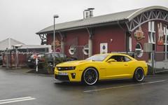 Chevrolet - Camaro ZL1 (Alexis D. Photographie) Tags: cars chevrolet car jaune automobile voiture racing camaro course motorsport nrburgring nurburgring zl1 sportautomobile touristenfahrten