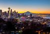 Seattle-1 (imandrewcooper) Tags: seattle mountains sunrise outdoors washington rainier cascades wa spaceneedle kerrypark mtrainier keyarena cascademountains leftcoast pnwonderland wanderwashington