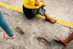 Itim (Mad Saiyantist) Tags: philippines manila itim blacknazarene feastoftheblacknazarene
